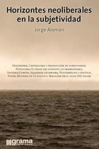 """portada libro """"horizontes neoliberales en la subjetividad"""""""