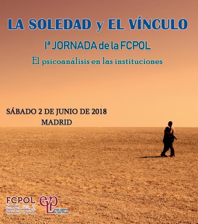 jornada FCPOL I - 2018