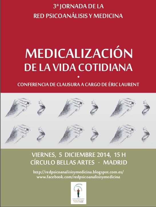 jornada red psiconalaisis medicina III - 2014