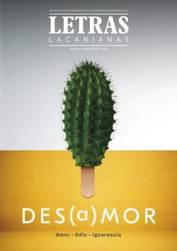portada Letras Lacanianas 18