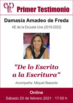 210220 primer testimonio pase - Damasia Amadeo