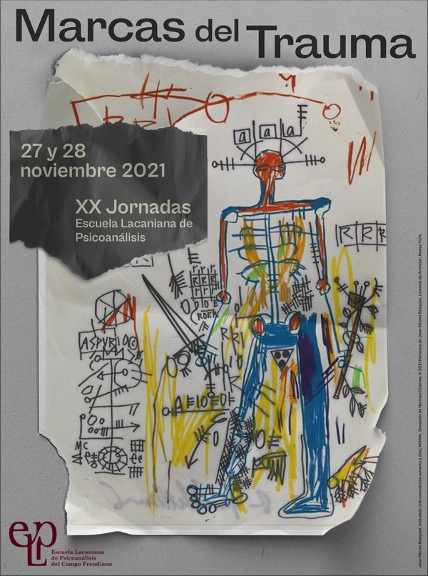 Cartel XX Jornadas trauma x600
