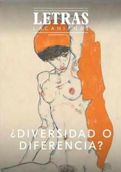 portada revista Letras Lacanianas n21