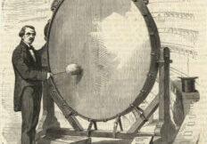 ilustracion monster drum